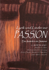 Lyrik & Lieder zur Passion